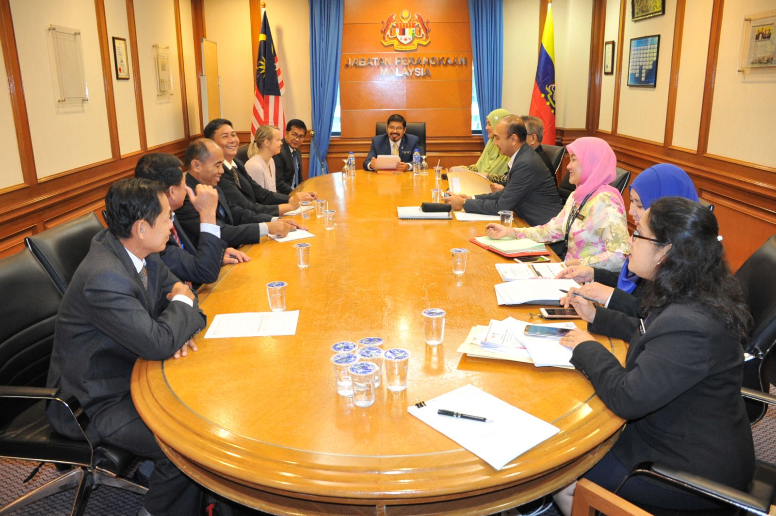 Study Visit by Cambodia National Institute Of Statistics (NIS)