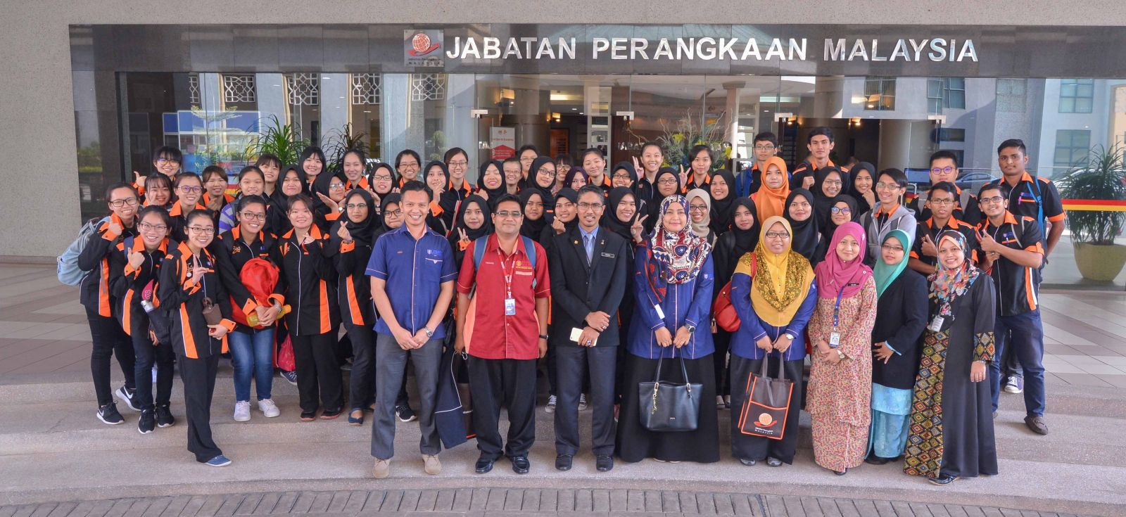 Study Visit by Students of Faculty Of Science, Technology & Human Development, UTHM