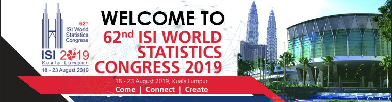 ISI World Statistics Congress 2019